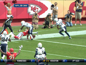 Video - Kansas City Chiefs running back Jamaal Charles 13-yard TD