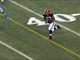 Watch: Turner 27-yard gain