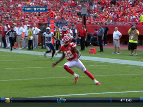 Video - Kansas City Chiefs wide receiver Dwayne Bowe 29-yd TD
