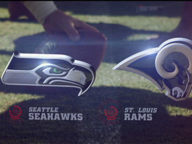 Video - Seahawks vs. Rams highlights