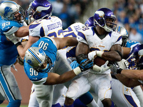 Video - Vikings vs. Lions highlights