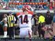 Watch: Dalton QB sneak TD