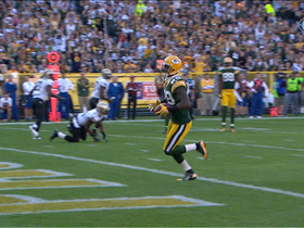 Video - Rodgers to Jones, second TD connection