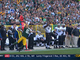 Watch: Robinson picks off Rodgers