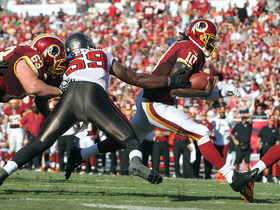 Video - GameDay: Redskins vs Buccaneers highlights