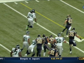 Video - Seattle Seahawks running back Marshawn Lynch 18-yard TD run