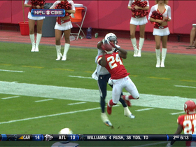 Video - Kansas City Chiefs cornerback Brandon Flowers intercepts Philip Rivers