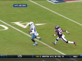 Video - Tennessee Titans wide receiver Nate Washington 25-yard catch