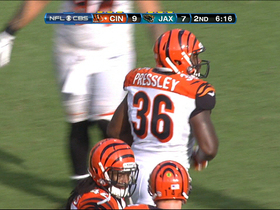 Video - Pressley 1-yard TD catch