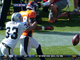 Watch: Raiders recover Thomas' fumble