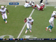 Watch: Dolphins pick off Kolb