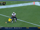Watch: Morgan 80-yard TD catch-and-run