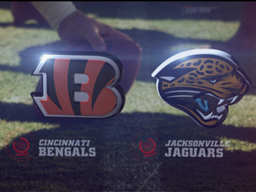 Video - Cincinnati Bengals vs. Jacksonville Jaguars highlights