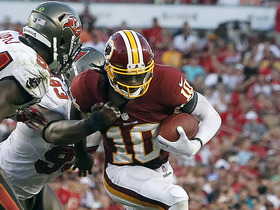 Video - Redskins vs. Buccaneers