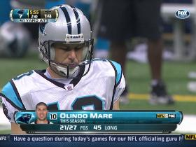 Mare, 41-yd FG