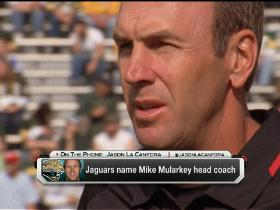 Video - Jacksonville moves on Mularkey