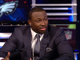 Watch: Shady McCoy stops by