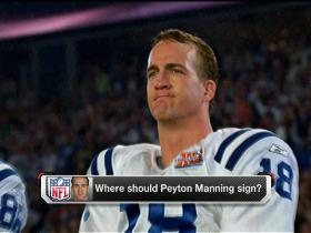 Video - Best fit for Manning?