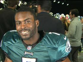 Video - Vick's new threads