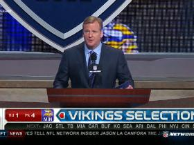 Video - Vikings pick Matt Kalil No. 4