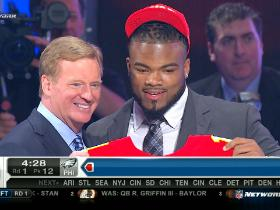 Video - Chiefs pick Dontari Poe No. 11