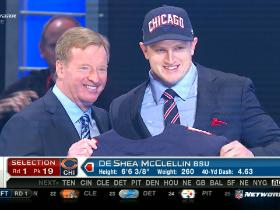 Video - Bears pick Shea McClellin No. 19