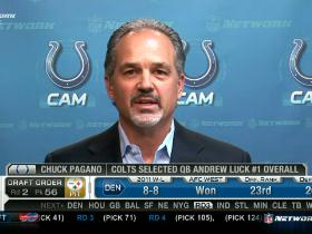 Video - Pagano feeling Luck-y
