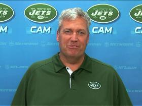 Video - New-look Rex Ryan on Jets' draft, Tebow