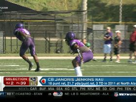 Video - Rams pick Janoris Jenkins No. 39