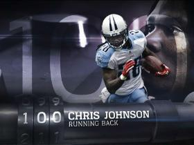 Video - Top 100 players of 2012: Chris Johnson