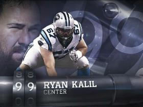 Video - Top 100 Players of 2012: Ryan Kalil