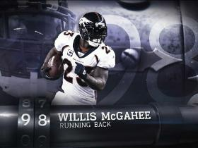 Video - Top 100 Players of 2012: Willis McGahee