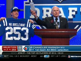 Video - Mr. Irrelevant 2012