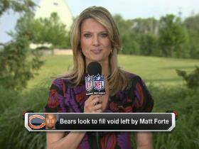 Watch: Bears filling the Forte void