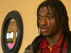 Video - RG3 on rookie symposium speeches