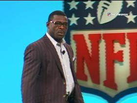 Watch: Michael Irvin schools 2012 rookie class