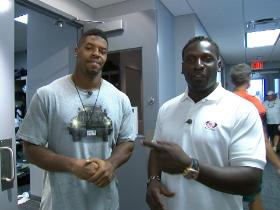 Watch: All access with Cameron Wake