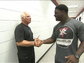 Watch: Falcons all-access with Sean Weatherspoon