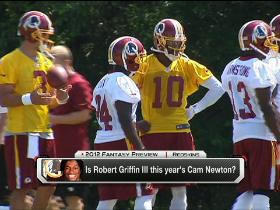 Watch: Washington Redskins fantasy preview
