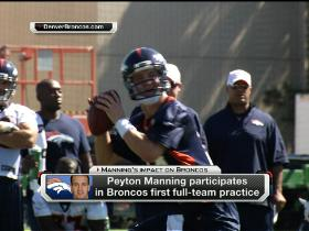 Video - Peyton Manning's impact in Denver