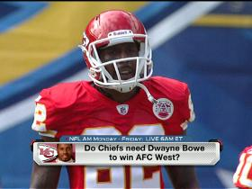 Video - Can Chiefs win without Bowe?