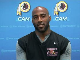 Video - DeAngelo Hall then and now