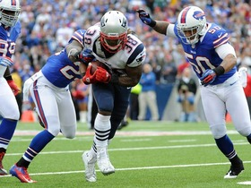 Video - 'Scout's Eye': New England Patriots dominate Buffalo Bills on the ground