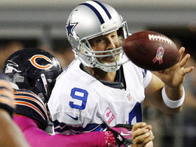 Video - Tony Romo's rough outing