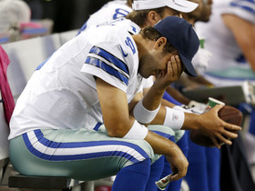 Video - Uh oh, Romo