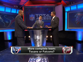 Video - Are Texans or Falcons more complete?