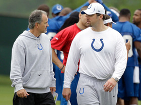 Video - Indianapolis Colts GM Ryan Grigson talks Pagano on 'NFL AM'