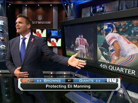 Video - 'Playbook': Cleveland Browns vs. New York Giants