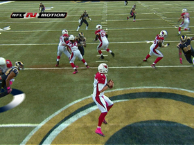 Video - Why the St. Louis Rams' pass defense was successful Thursday night?