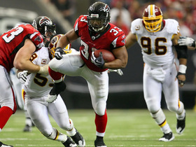 Video - 'Playbook': Atlanta Falcons vs. Washington Redskins